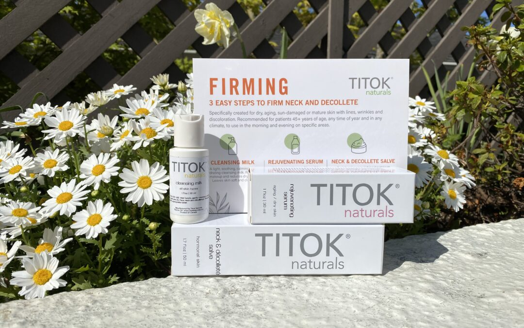 Give Your Neck a Lift with our Firming Kit